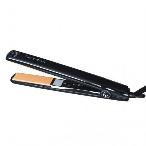 Hair Straightener HG PRO Black no diamond New KCP standard size
