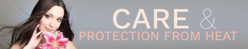 Care and heat protection