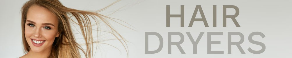 ✓ HG Hair  Infrared and ionized hair dryers for professional use.